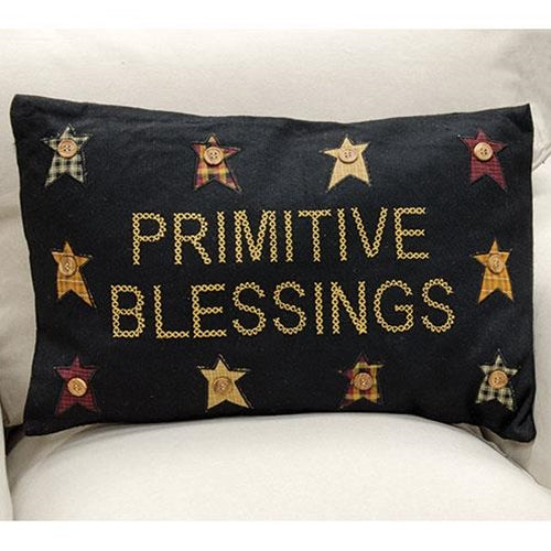 Primitive Blessings PillowOld Time Shoppe