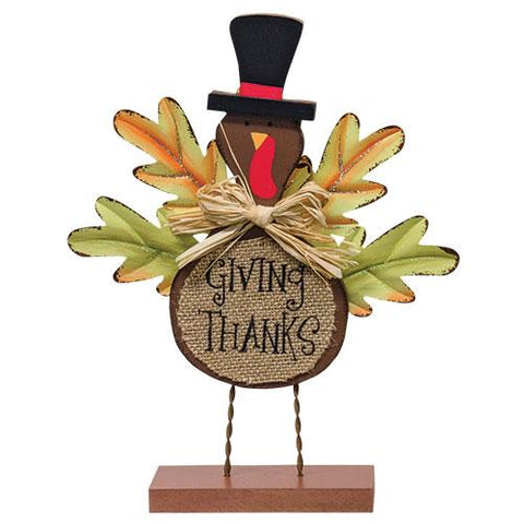 Giving Thanks TurkeyOld Time Shoppe