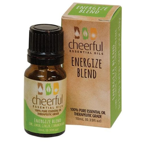Energize Essential Oil - Old-Time-Shoppe