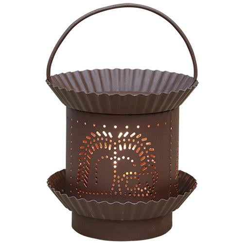 Rusty Willow Tart WarmerOld Time ShoppeWax Melter