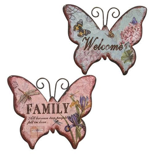 Butterfly Magnets - Old-Time-Shoppe
