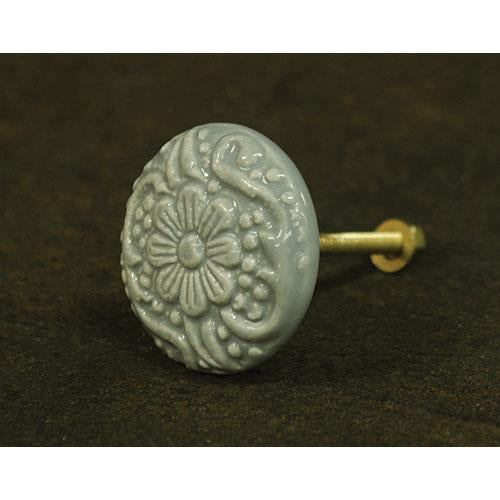 Ceramic Textured Knob - Old-Time-Shoppe