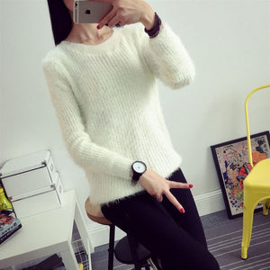 Soft Lightweight Loose Sweater