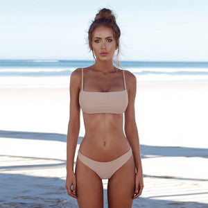 Bandage Push-Up Bikini