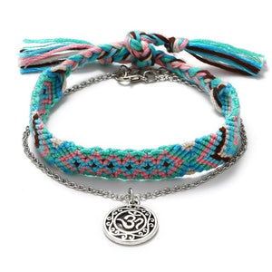 Beach Friendship Bracelet