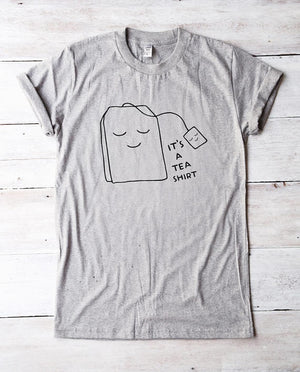 Tea Bag Tshirt