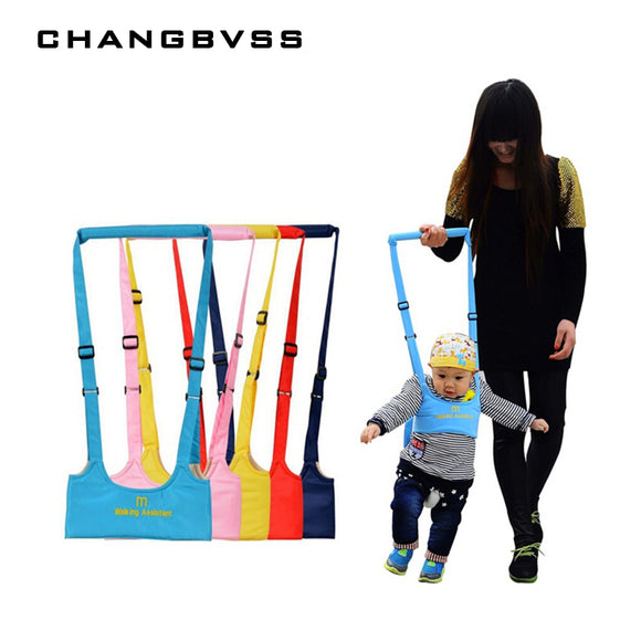 Baby Walker, Baby Harness Assistant Toddler Leash for Kids Learning Walking Baby Belt Child Safety