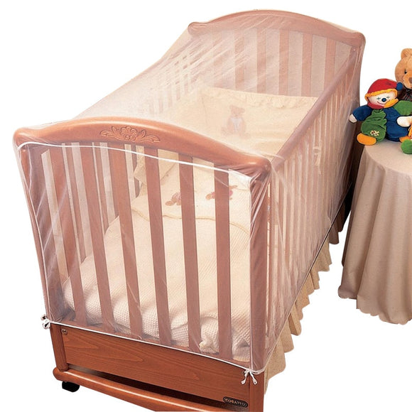 Baby Crib Cot Insect Mosquitoes Nets Tent Infant Bed Folding Crib Netting Canopy