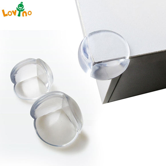 5/10/12Pcs Child Baby Safety Silicone Protector Table Corner Edge Protection