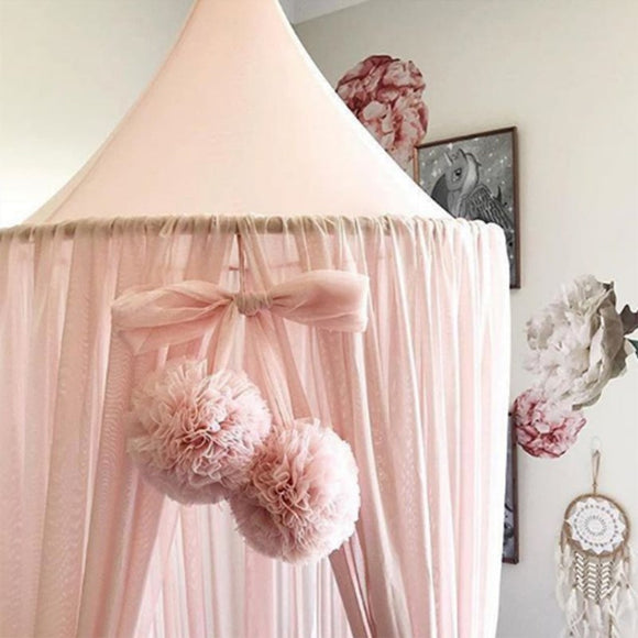 Baby Room Decoration Garland Ball or Party Children's Room Mosquito Net
