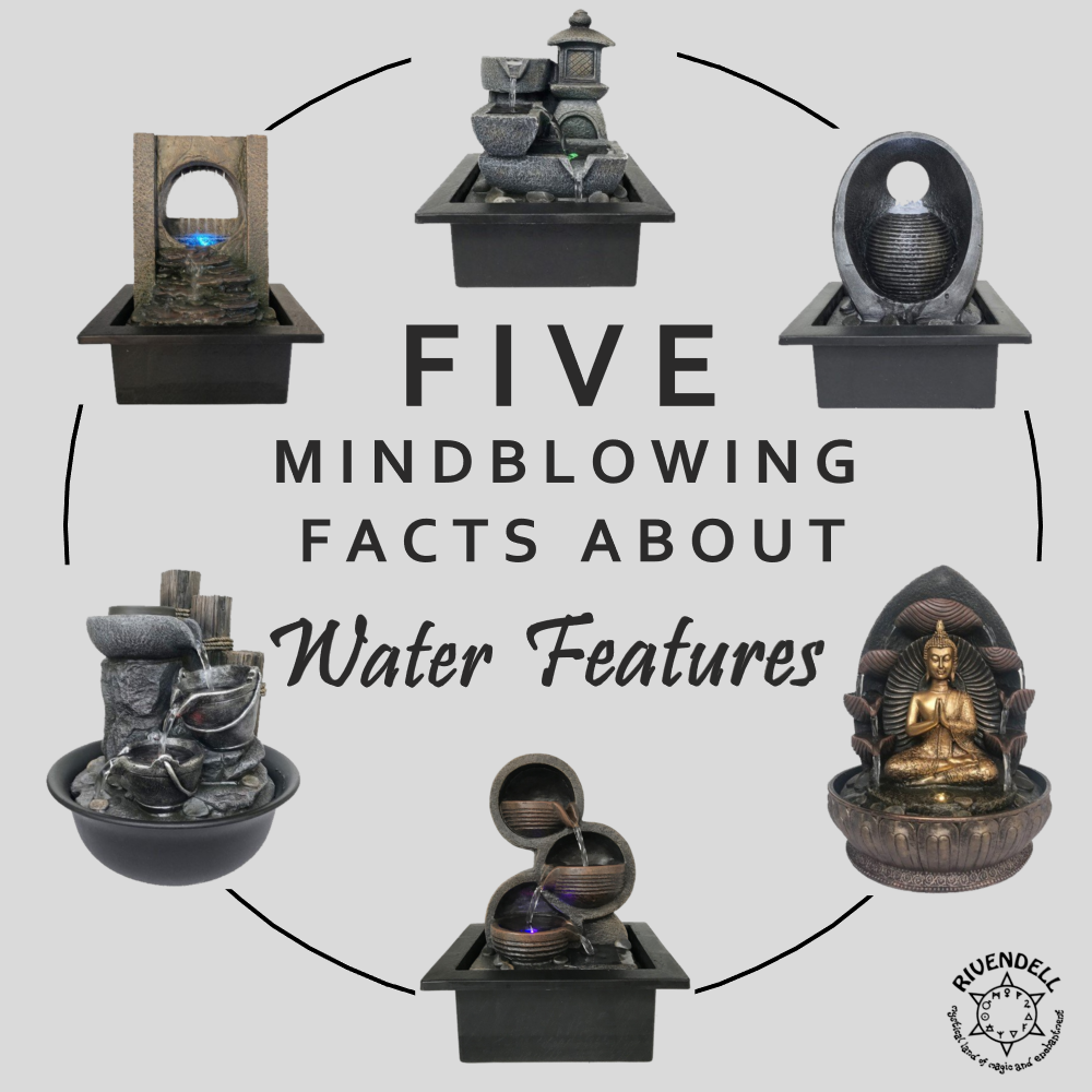 Five Mindblowing Facts about Water Features