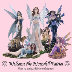Some of the latest Fairies added to the Rivendell Website