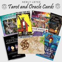 Tarot and Oracle Cards Collection