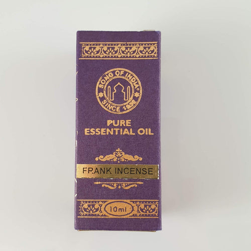 Song of India Essential Oil - Frankincense 10ml - Rivendell Shop NZ