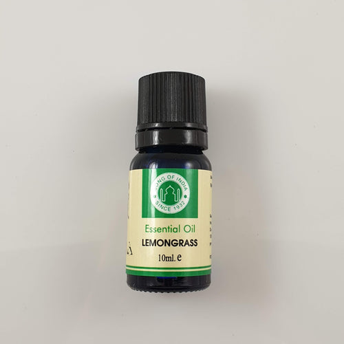 Song of India Essential Oil - Lemongrass 10ml - Rivendell Shop NZ