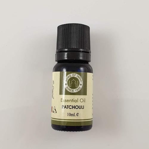 Song of India Essential Oil - Patchouli 10ml - Rivendell Shop NZ