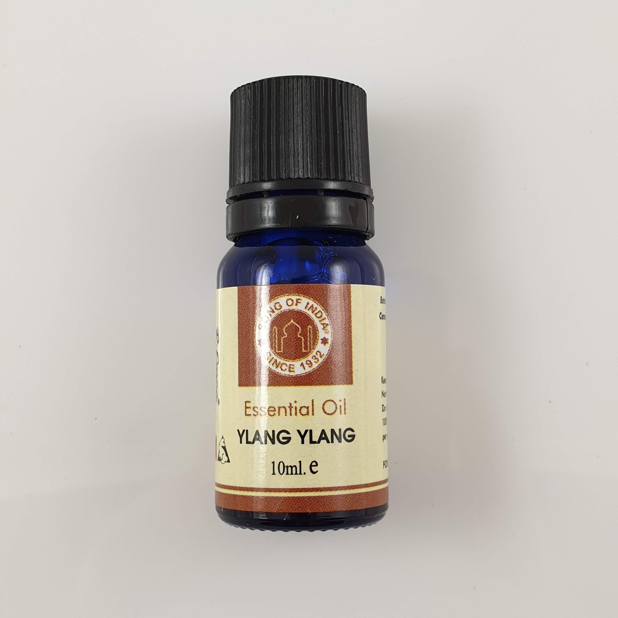 Song of India Essential Oil - Ylang Ylang 10ml - Rivendell Shop NZ