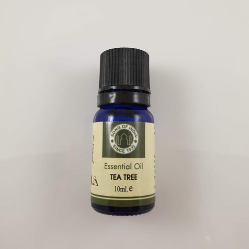 Song of India Essential Oil - Tea Tree 10ml - Rivendell Shop NZ