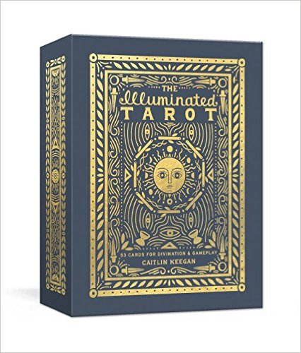 Illuminated Tarot: The 53 Cards for Divination & Gameplay - Rivendell Shop NZ