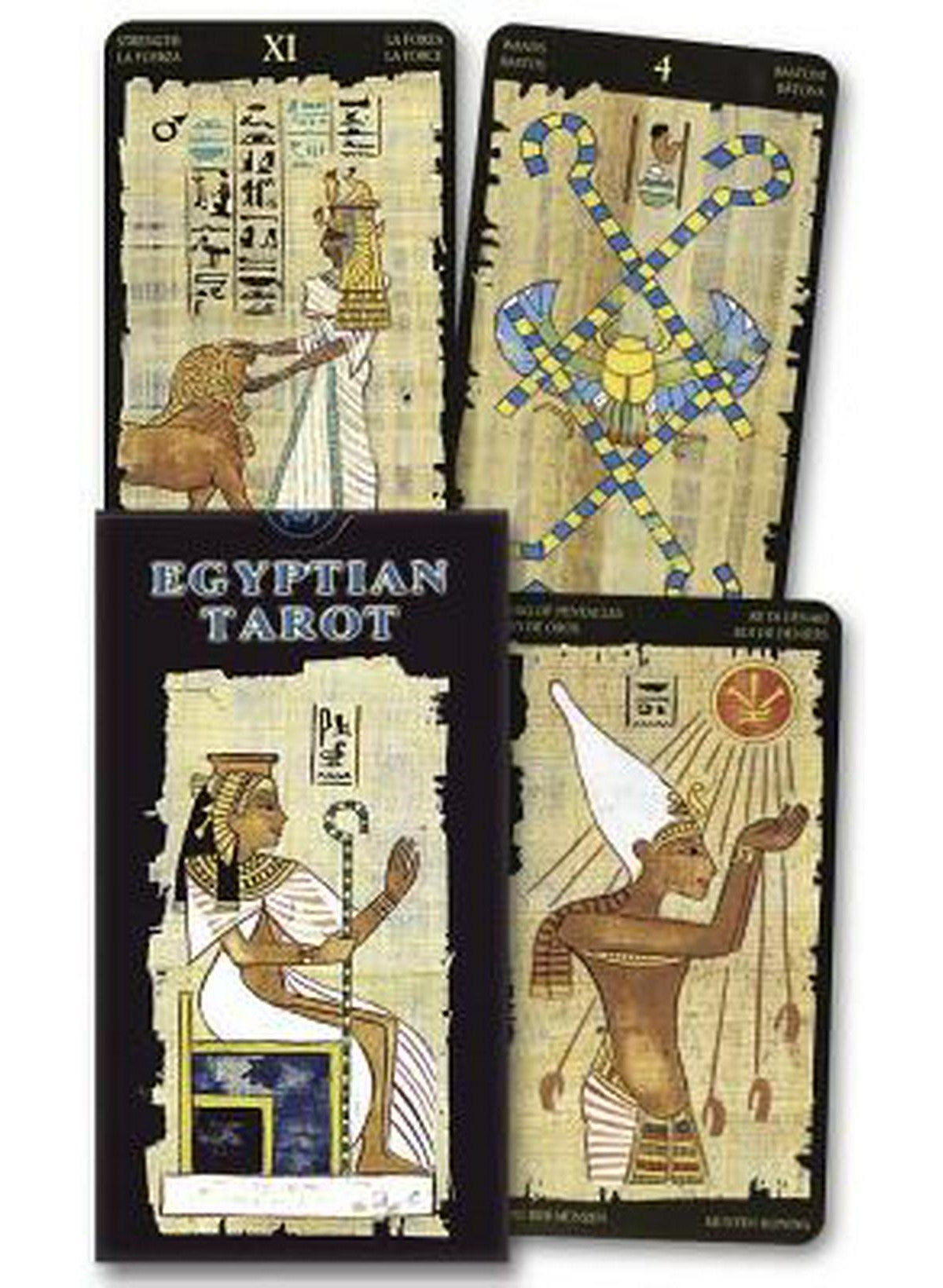 Egyptian Tarot Deck - Rivendell Shop NZ