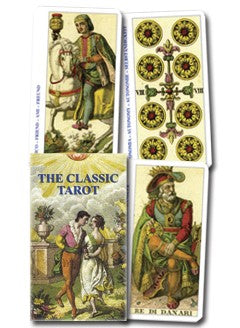 Classic Tarot Deck - Rivendell Shop NZ