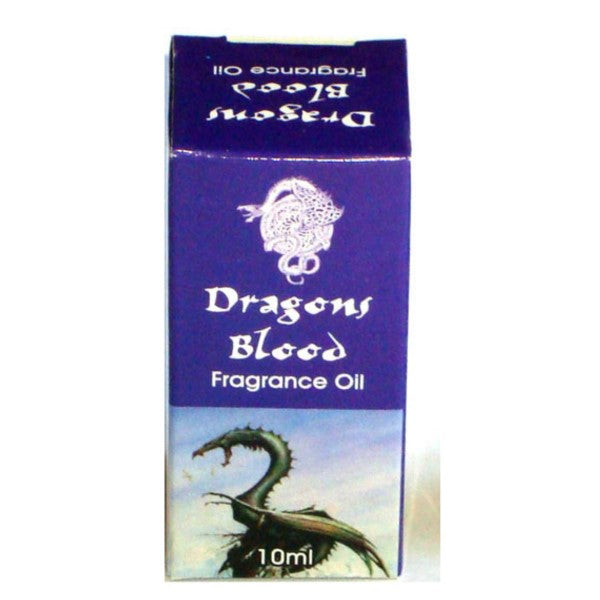 Kamini Fragrance Oil Dragon's Blood - Rivendell Shop NZ