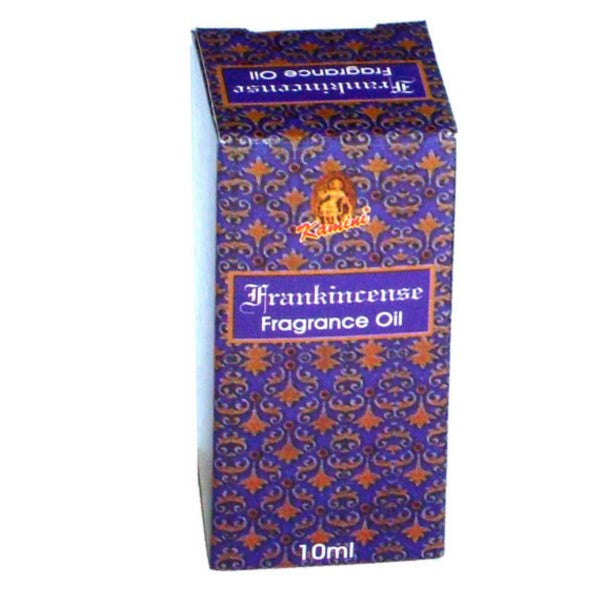 Kamini Fragrance Oil Frankincense - Rivendell Shop NZ