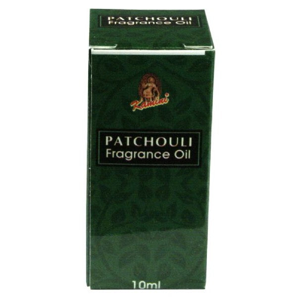 Kamini Fragrance Oil Patchouli - Rivendell Shop NZ