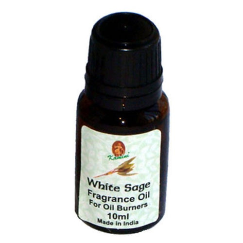 Kamini Fragrance Oil White Sage - Rivendell Shop NZ