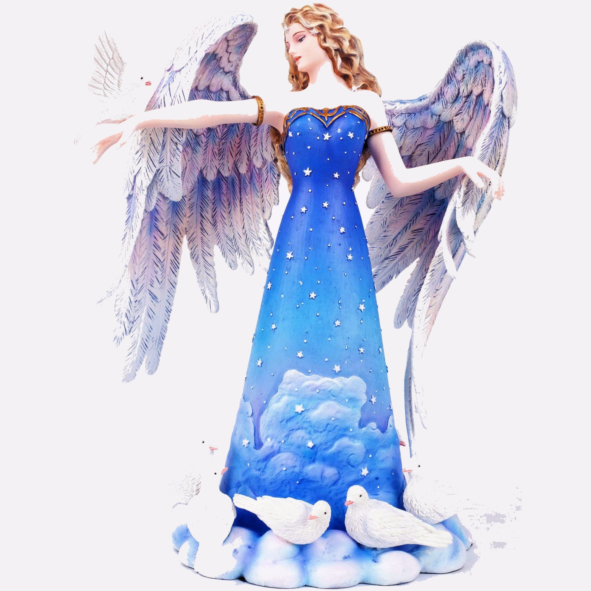 Sky Fairy with Doves - Rivendell Shop