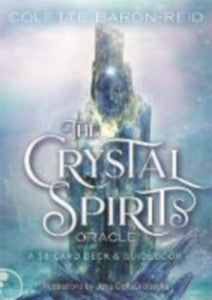 Crystal Spirits Oracle Deck - Rivendell Shop NZ