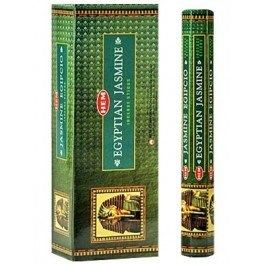 HEM Hexagon Egyptian Jasmine Incense 6 Pack - Rivendell Shop NZ