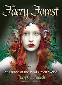 Faery Forest Oracle Deck - Rivendell Shop NZ