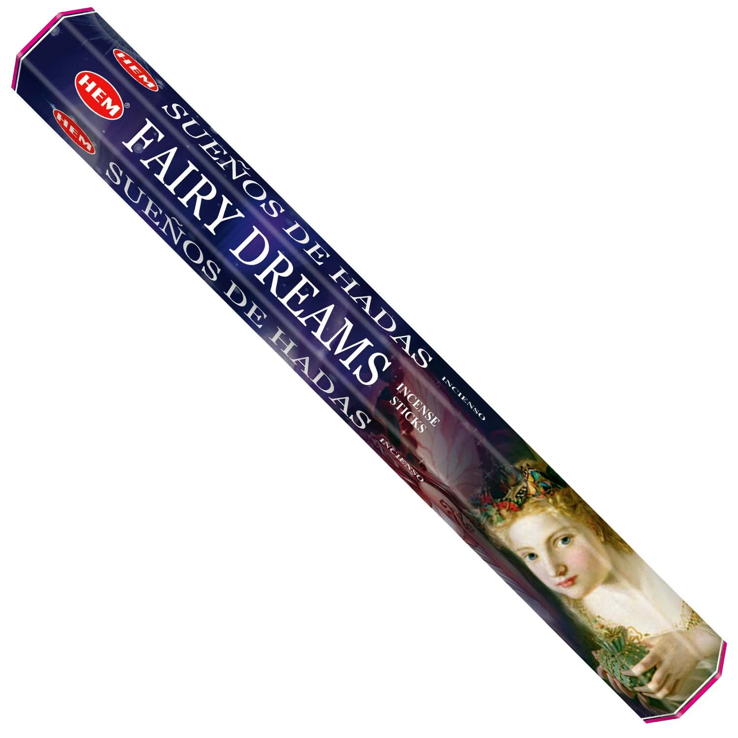 HEM Hexagon Fairy Dreams Incense 6 Pack - Rivendell Shop NZ
