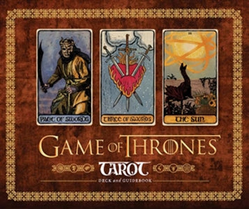 Game of Thrones Tarot Set - Rivendell Shop NZ