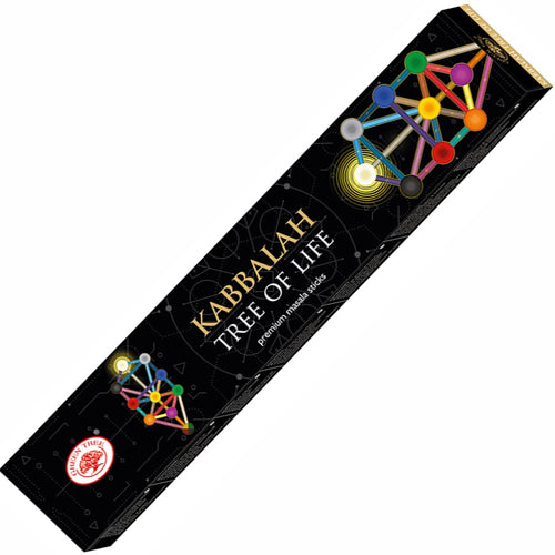Green Tree Kabbalah Tree of Life Incense 15gm - Rivendell Shop NZ