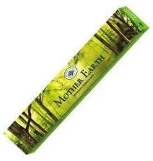 Green Tree Mother Earth Incense 15gm - Rivendell Shop NZ