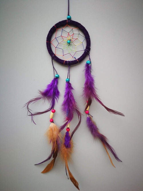 "Small dreamcatcher ""Meda"""