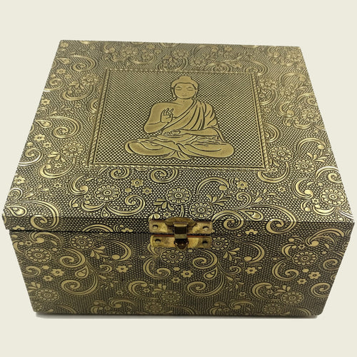 Buddha Jewellery Box - Rivendell Shop NZ