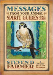 Messages from Your Animal Spirit Guides Oracle Cards - Rivendell Shop NZ
