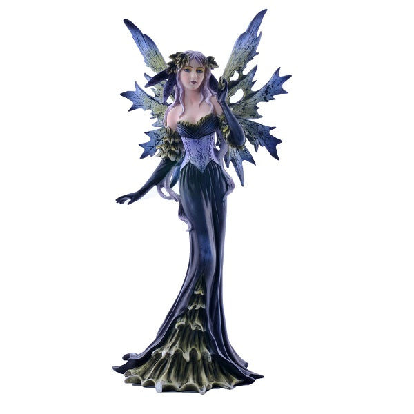 Standing Blue Forest Fairy - Rivendell Shop
