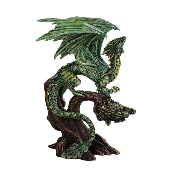 Large Tree Dragon Statue - Anne Stokes - Rivendell Shop