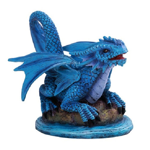 Baby Water Dragon Statue - Anne Stokes - Rivendell Shop NZ