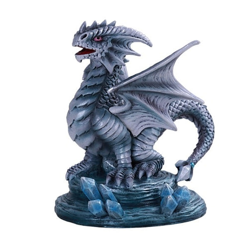 Baby Rock Dragon Statue - Anne Stokes - Rivendell Shop NZ