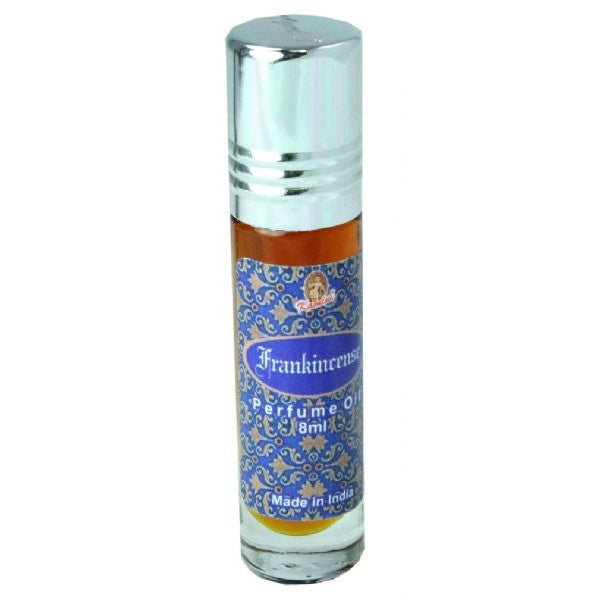 Kamini Perfume Oil Frankincense - Rivendell Shop NZ
