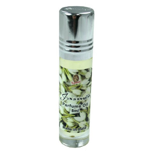 Kamini Perfume Oil Jasmine - Rivendell Shop NZ
