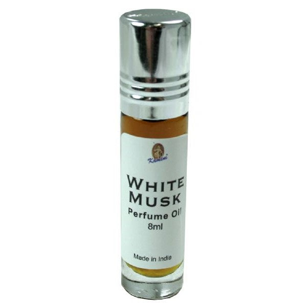 Kamini Perfume Oil White Musk - Rivendell Shop NZ