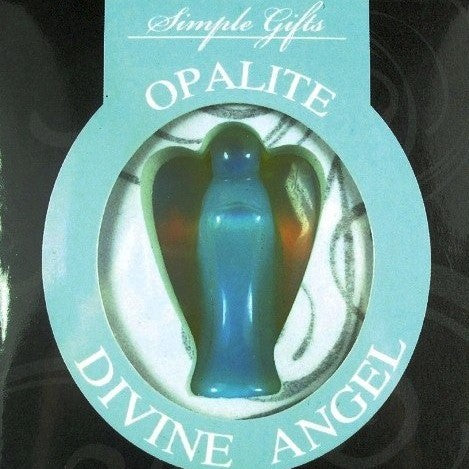 Opalite Divine Angel - Rivendell Shop NZ