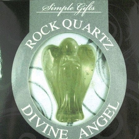 Rock Quartz Divine Angel - Rivendell Shop NZ