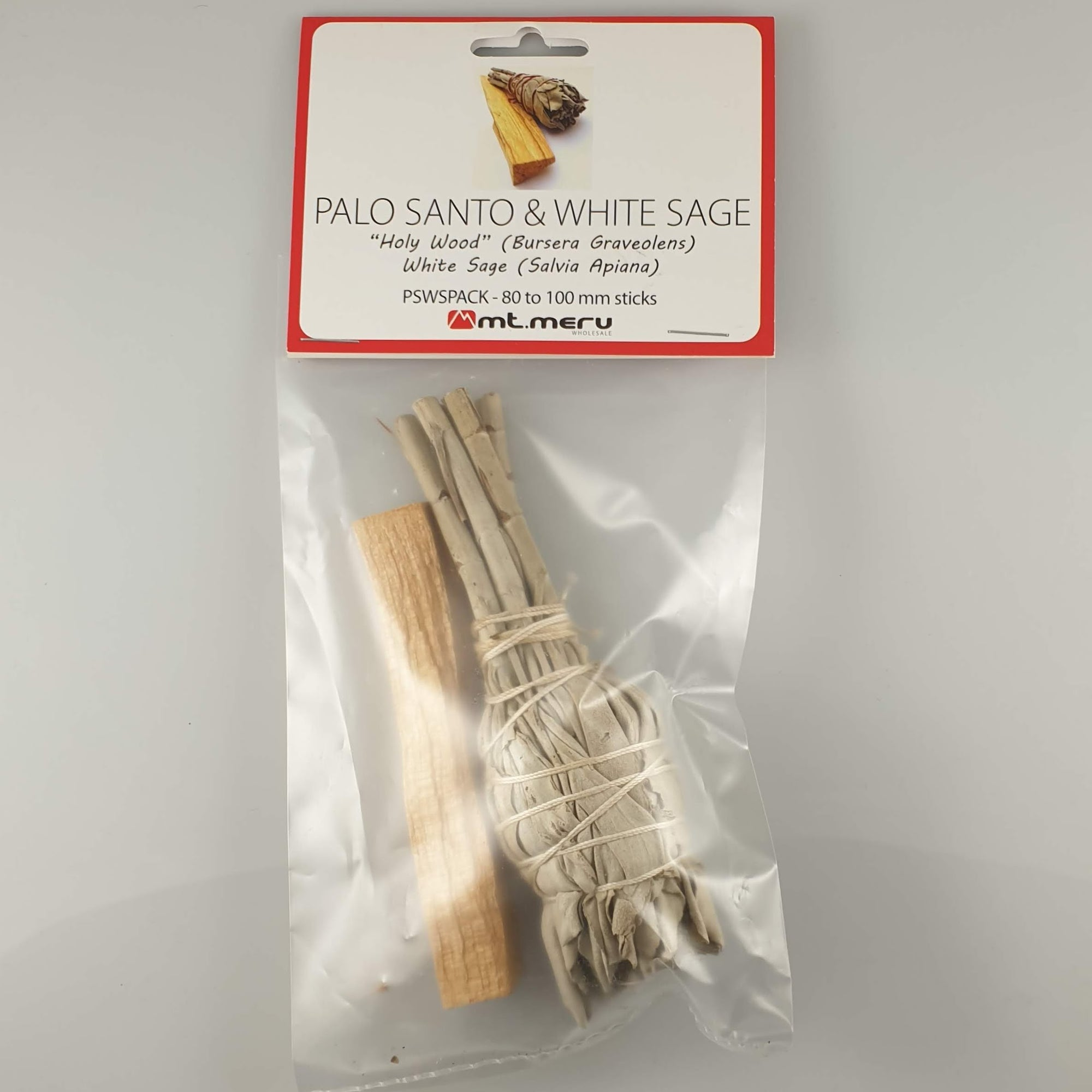 Palo Santo & White Sage Smudge Sticks - Rivendell Shop